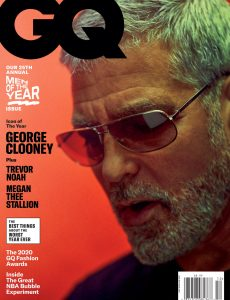 GQ USA – December 2020 – January 2021