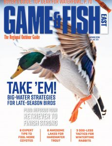 Game & Fish East – December 2020 – January 2021