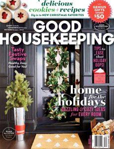 Good Housekeeping USA – December 2020