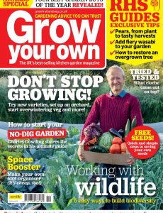 Grow Your Own – November 2020