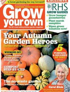 Grow Your Own – October 2020