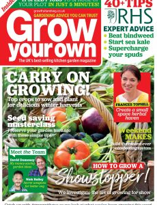 Grow Your Own – September 2020
