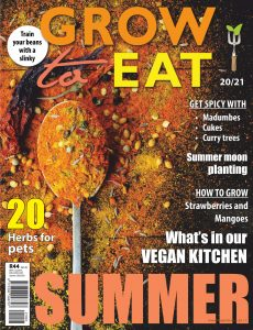 Grow to Eat – Summer 2020-2021