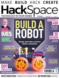 HackSpace – Issue 37 – December 2020
