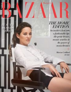 Harper's Bazaar Singapore – November 2020