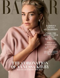 Harper's Bazaar USA – December 2020