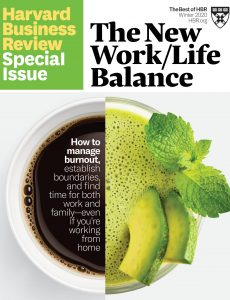 Harvard Business Review OnPoint – Winter 2020