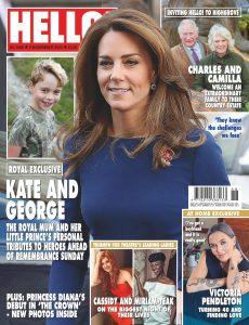 Hello! Magazine UK – 09 November 2020