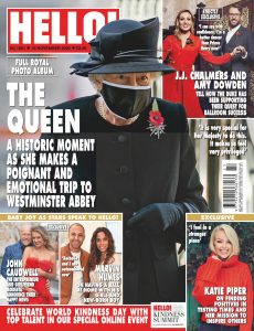 Hello! Magazine UK – 16 November 2020
