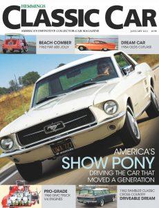 Hemmings Classic Car – January 2021