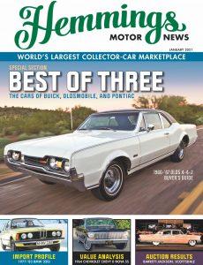 Hemmings Motor News – January 2021