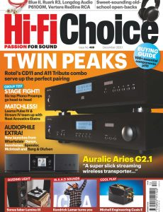 Hi-Fi Choice – December 2020