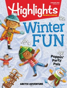 Highlights for Children – January 2021