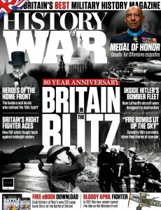 History of War – Issue 88, 2020