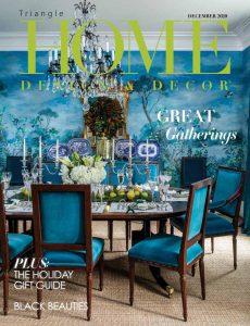 Home Design & Decor Triangle – December 2020