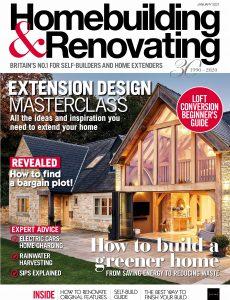 Homebuilding & Renovating – January 2021