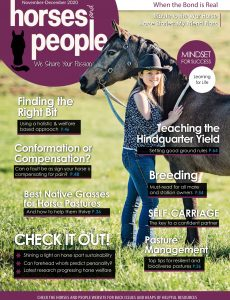 Horses and People – November-December 2020