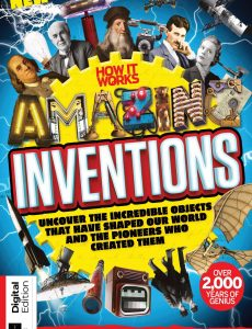 How It Works Book of Amazing Inventions – Second Edition 2020