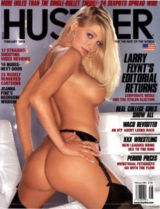 Hustler USA – February 2003