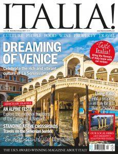 Italia! Magazine – December 2020 – January 2021