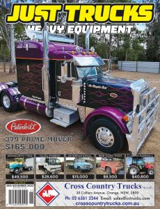 Just Trucks – 26 November 2020