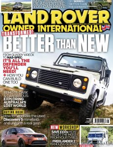 Land Rover Owner – January 2021