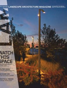 Landscape Architecture Magazine USA – December 2020