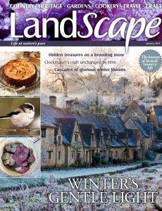 Landscape UK – January 2021
