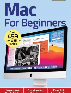 Mac for Beginners – 4th Edition November 2020