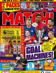 Match! – November 24, 2020