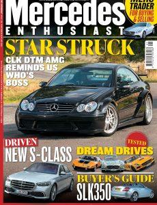 Mercedes Enthusiast – November-January 2021