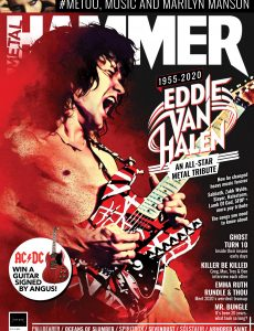 Metal Hammer UK – December 2020