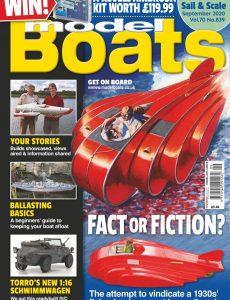 Model Boats – Issue 839 – September 2020