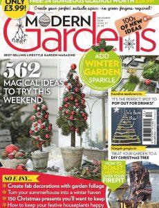 Modern Gardens – December 2020