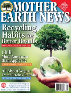 Mother Earth News – December 2020 -January 2021