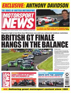 Motorsport News – November 05, 2020