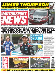 Motorsport News – November 12, 2020