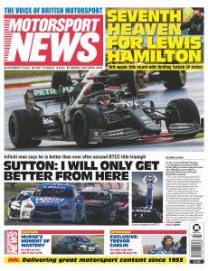 Motorsport News – November 19, 2020