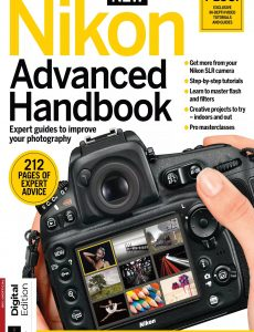 Nikon Advanced Handbook – 6th Edition, 2020
