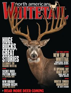 North American Whitetail – December 2020