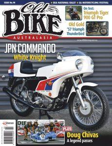 Old Bike Australasia – November 01, 2020