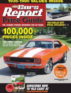 Old Cars Report Price Guide – November 2020