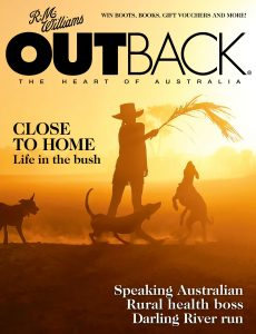 Outback Magazine – Issue 133 – October-November 2020