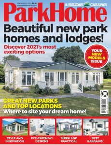 Park Home & Holiday Caravan – New Models 2021