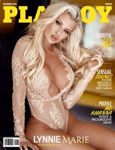 Playboy Sweden – November 2020
