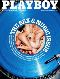 Playboy USA – April 2013