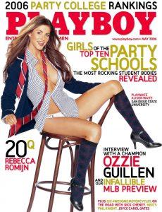 Playboy USA – May 2006