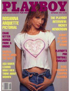 Playboy USA – September 1990