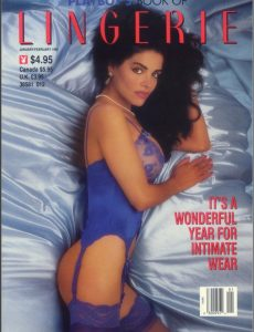 Playboy's Lingerie – January-February 1992