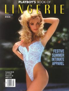 Playboy's Lingerie – July-August 1992